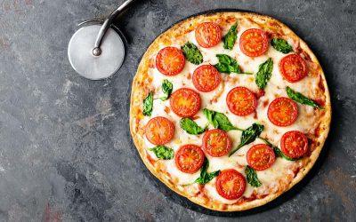 Is pizza nou gezond of ongezond?